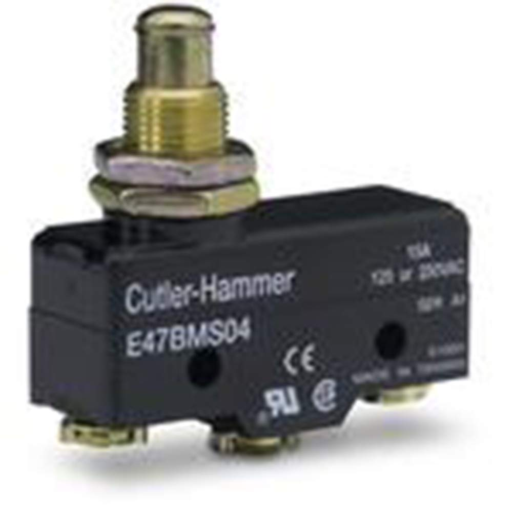 CUTLER HAMMER Beauty products E47CMS04 Precision Limit Screw Switch Regular store 20A Termin