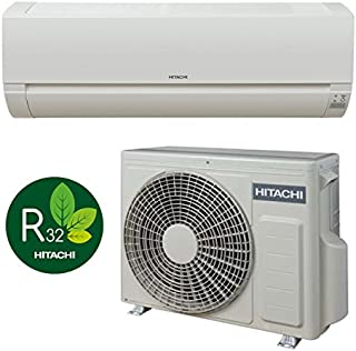 climatizador Hitachi 9000BTU dodai Clase A + + rak-25ped rac-25wed