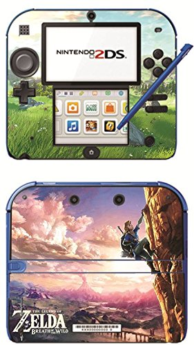 BREATH OF THE WILD GAME SKIN FOR NINTENDO 2DS CONSOLE