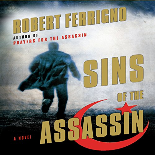 Sins of the Assassin audiobook cover art