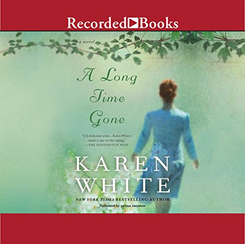 A Long Time Gone audiobook cover art
