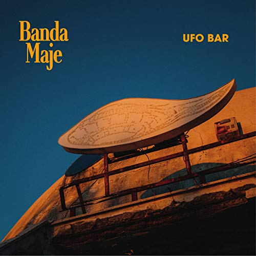 Ufo Bar Banda Maje Lp