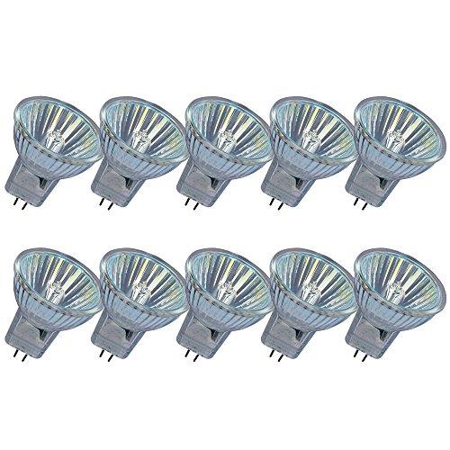 10er Pack Osram Halogenlampe 35mm GU4 12V 35W 44892