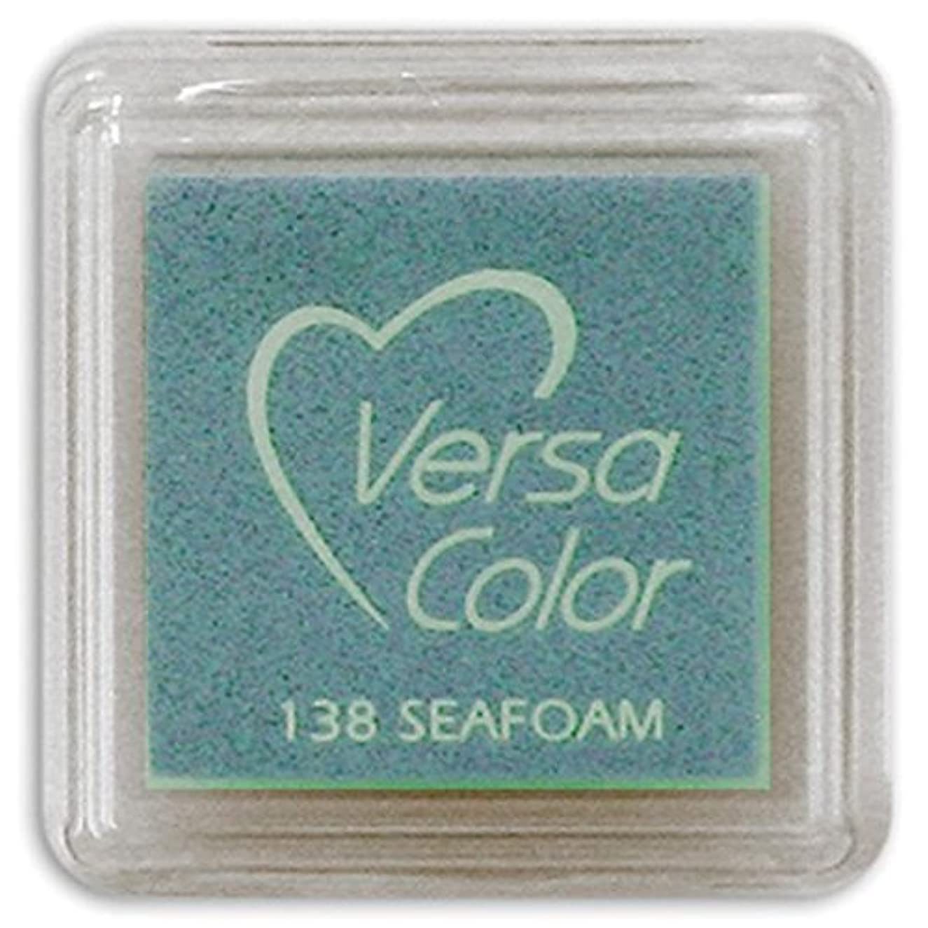 Tsukineko Small-Size VersaColor Ultimate Pigment Inkpad, Seafoam