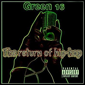 The Return of Hip-Hop