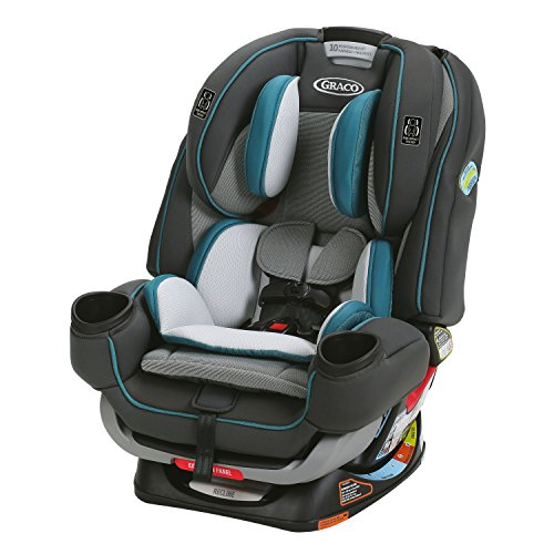 Why Should You Buy Graco 4Ever Extend2Fit 4 in 1 Car Seat | Ride Rear Facing Longer with Extend2Fit,...