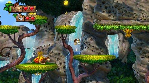 Donkey Kong Country Tropical Freeze - Nintendo Wii U