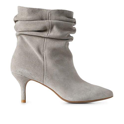 Shoe The Bear Damen Agnete Slouchy Stiefeletten, Grau (Light Grey 142), 39 EU