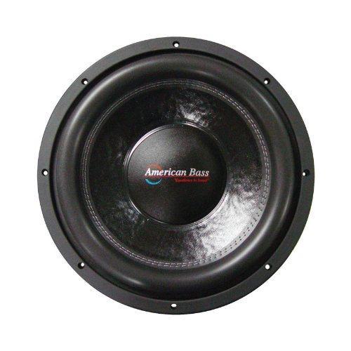 "American Bass XFL1522 15"" SUBWOOFER AMERICAN BASS DUAL 2 OHM VOICE COILS; 200 OZ. MAGNET"