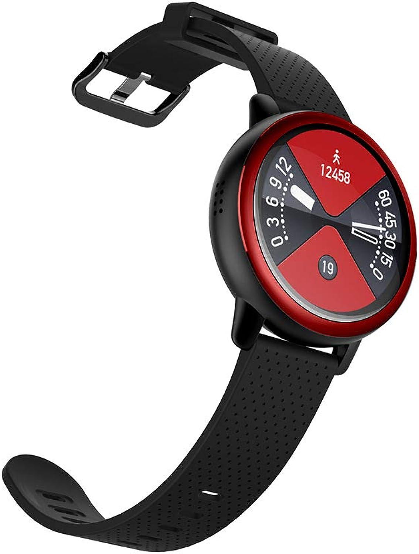 Novopus Smartwatch:Touch + Taste Smart Watch, Gesundheitsüberwachung Smart Reminder wasserdicht Schrittzhler, Erwachsenen 4G Mobile Unicom Uhr Telefon