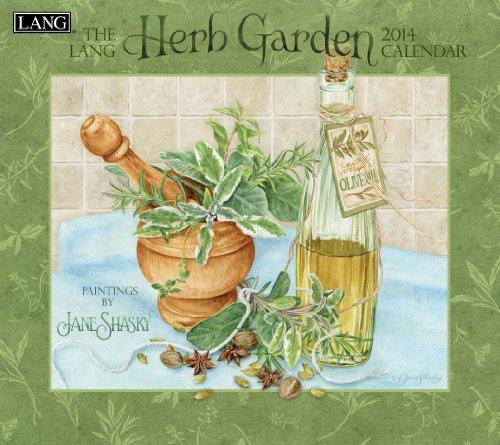 Lang Perfect Timing - Lang 2014 Herb Garden Wall Calendar, January 2014 - December 2014, 13.375 x 24 Inches (1001681)