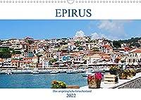 Epirus - Das urspruengliche Griechenland (Wandkalender 2022 DIN A3 quer): Westgriechenland - Von Parga bis zur Halbinsel Lefkas (Monatskalender, 14 Seiten )