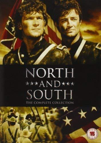 North And South Collection (8 Dvd) [Edizione: Regno Unito] [Edizione: Regno Unito]