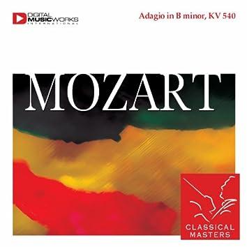 Mozart: Adagio in B Minor, K. 540