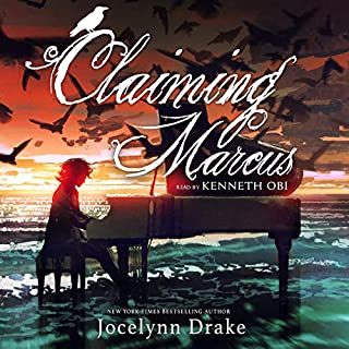 Claiming Marcus cover art