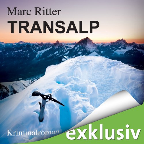 Transalp audiobook cover art