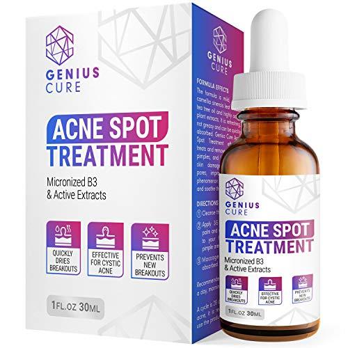 GENIUS Acne Spot Treatment Serum