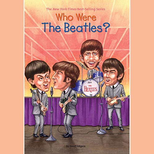 Who Were the Beatles? audiobook cover art
