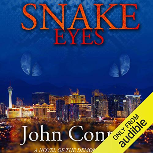 Snake Eyes Audiobook By John Conroe cover art