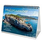 Seelenzauber K2022-5T-00341-D-0 Mallorcazauber - Calendario de mesa (DIN A5, para 2022, Mallorca)