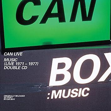 Live 1971-1977