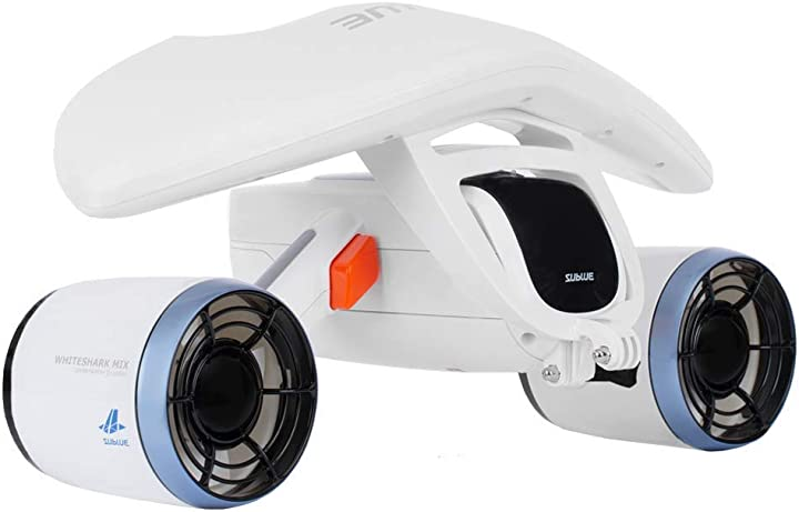 Scooter subacqueo scooter mare per immersioni subacquee sublue whiteshark mix B07CQH15X7