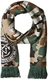 MLS New York City FC Adult Jacquard Scarf, One Size, Camo