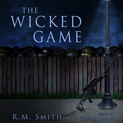The Wicked Game audiobook cover art