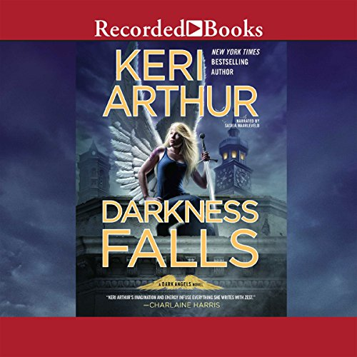 Darkness Falls audiobook cover art