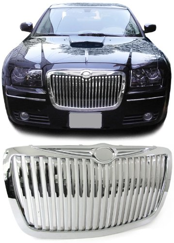 Carparts-Online 19991 Sport Radiateurgrill Grill Rolls Royce Look chroom