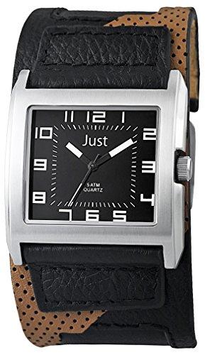 Just Watches 48-S10629-BK-BK