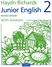 Haydn Richards Junior English Book 2 with Answers (Revised Edition) by Angela Burt (2012-03-30)