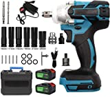 """Best Impact Wrenches - YASSIMY Cordless Impact Wrench 1/2"""" Square 520Nm Impact Review"""