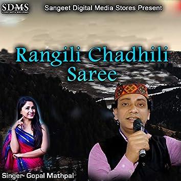 Rangili Chadhili Saree