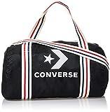 Converse Spring Summer Collection Bolsa de Deporte, 51 cm, 27.5 litros, Negro