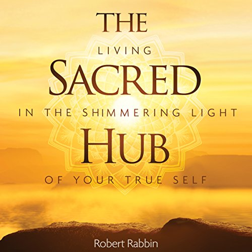 The Sacred Hub audiobook cover art