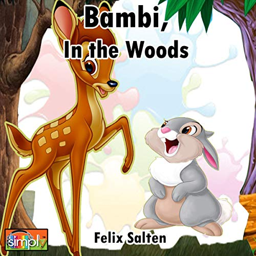Bambi, in the Woods Titelbild