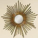 Home Collection - Muebles, decoración - Espejo de Pared - Patrón: Sol - Estilo: Étnico, Moderno -...