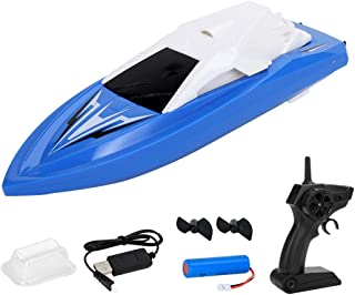 Dorakitten Remote Control Boat Set Rechargeable High Speed Interactive Smart Racing Boat for Kids Boat Toys for Kids Remot...