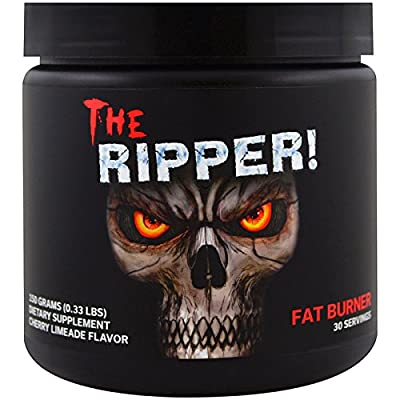 Cobra Labs The Ripper 30 Servings Weight Loss Supplement