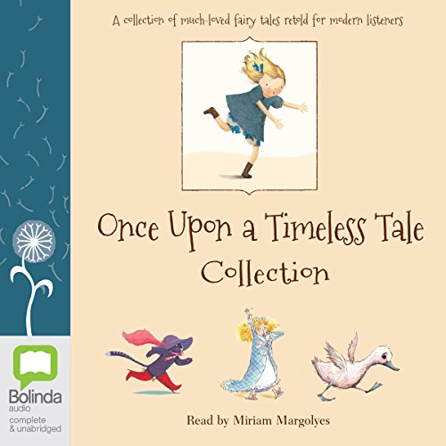 Once Upon a Timeless Tale Collection audiobook cover art