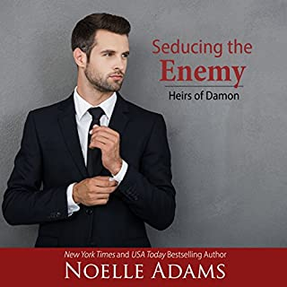 Seducing the Enemy audiobook cover art