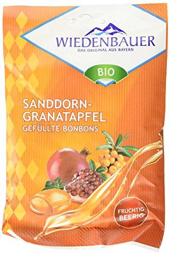 Wiedenbauer Bio Sanddorn-Granatapfel Bonbon (1 x 75 g)