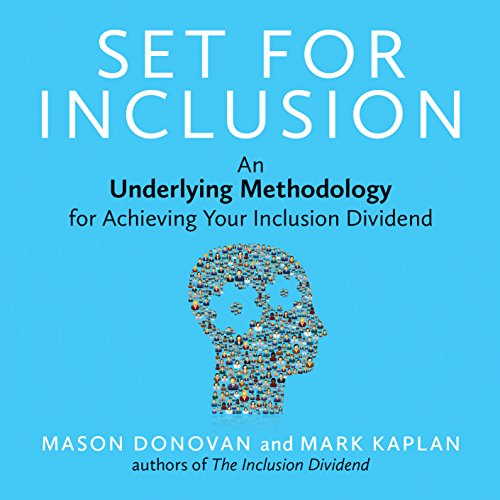 SET for Inclusion audiobook cover art