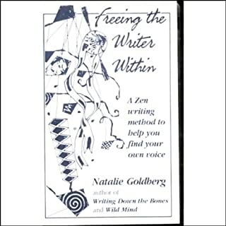 Freeing the Writer Within audiobook cover art