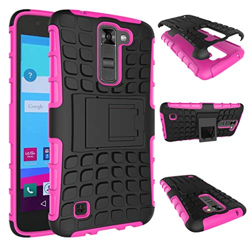 MG Case for LG K9 Case PC + TPU Soft Cover 3
