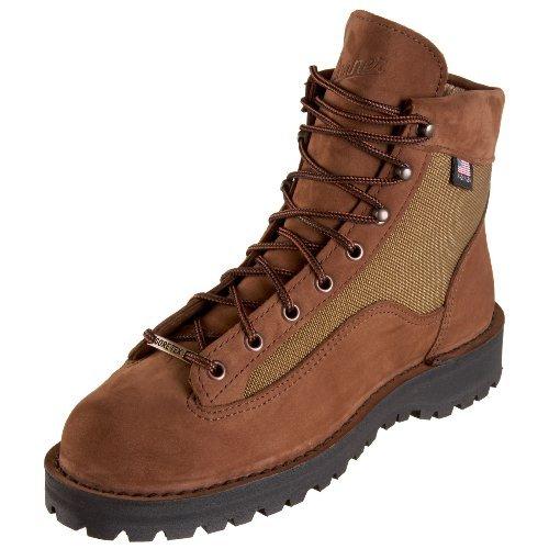 Danner Men's 33000 Light II 6' Gore-Tex Hiking Boot, Brown - 7 EE