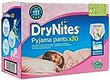 Huggies DryNites Pyjamahose, für Mädchen, für 4-7 Jahre, 30 Stück - 3
