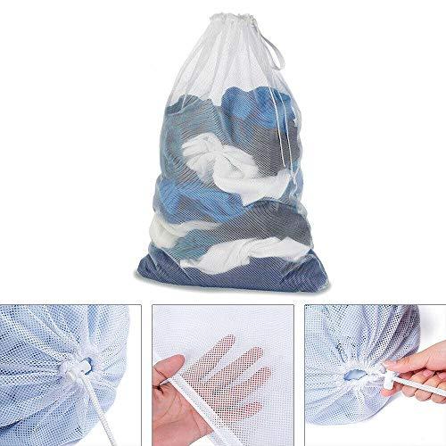 Finer Home Grote wasmachine Mesh netzakken Waszak Verdikte waszakken