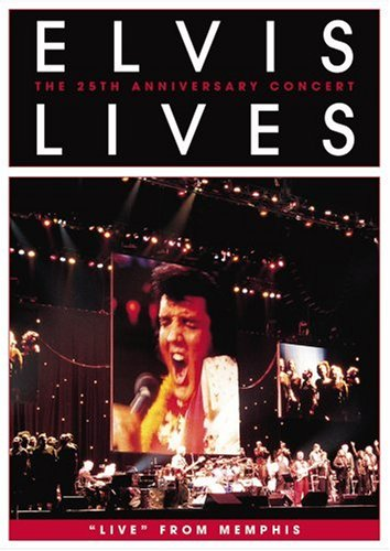 "Elvis Lives: The 25th Anniversary Concert ""Live"" From Memphis (DVD Amaray Packaging)"